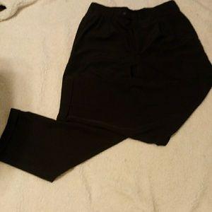 Dark olive green Claiborne dress pants